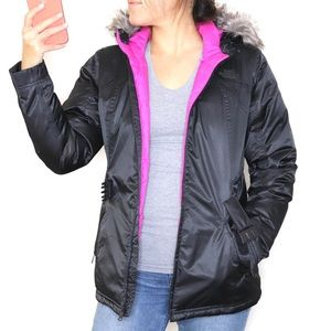 The North Face Jackets & Coats - The North Face Black Greenland Goose Down Jacket